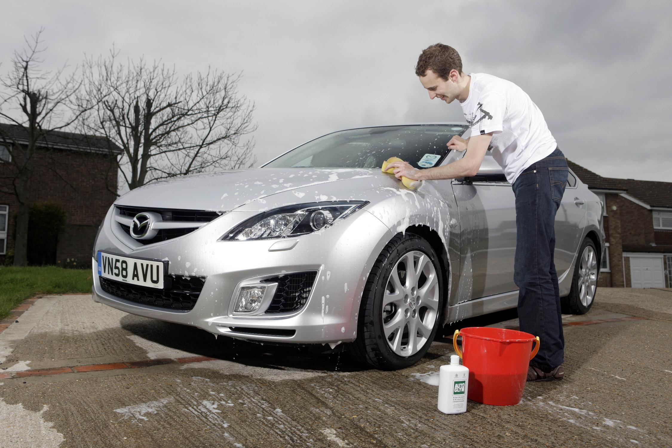 Give your used car the spring cleaning treatment for Clean car pictures